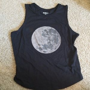 Bongo full moon shirt
